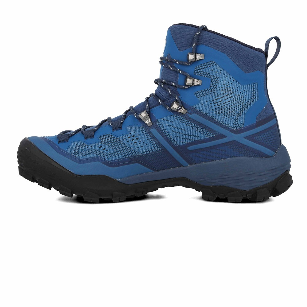 Blue Sports Outdoors Waterproof Mammut Mens Ducan High GORE-TEX Walking Boots
