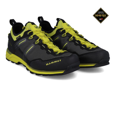 Mammut Alnasca Knit Low GORE-TEX Walking Shoes - AW19