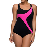 Maru Women's Strike Pacer Hydro Back Swimsuit