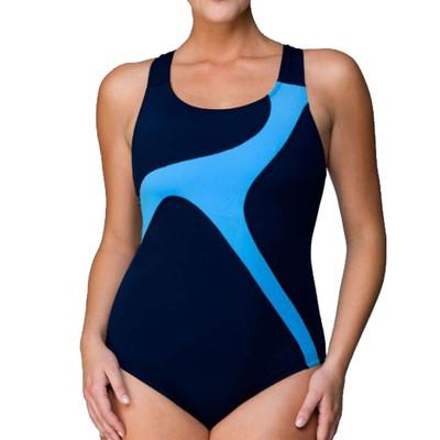 Maru para mujer Strike Pacer Hydro Back Swimsuit