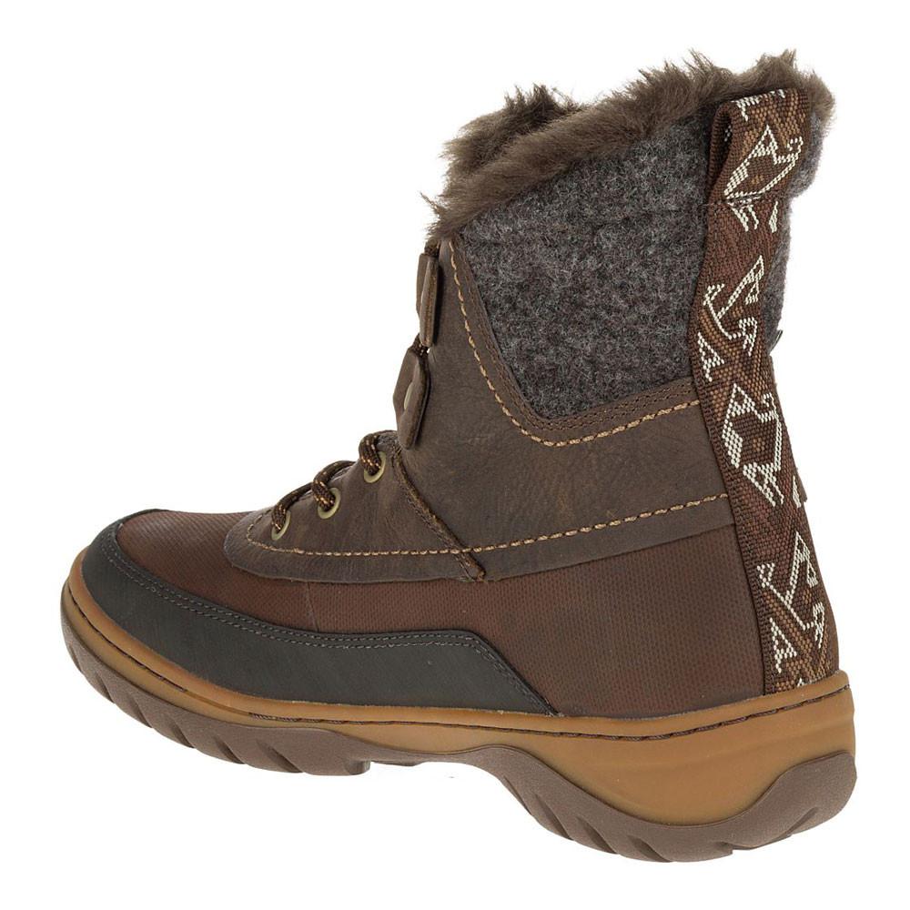 Merrell Sylva Mid Lace WP Women's Walking Boots