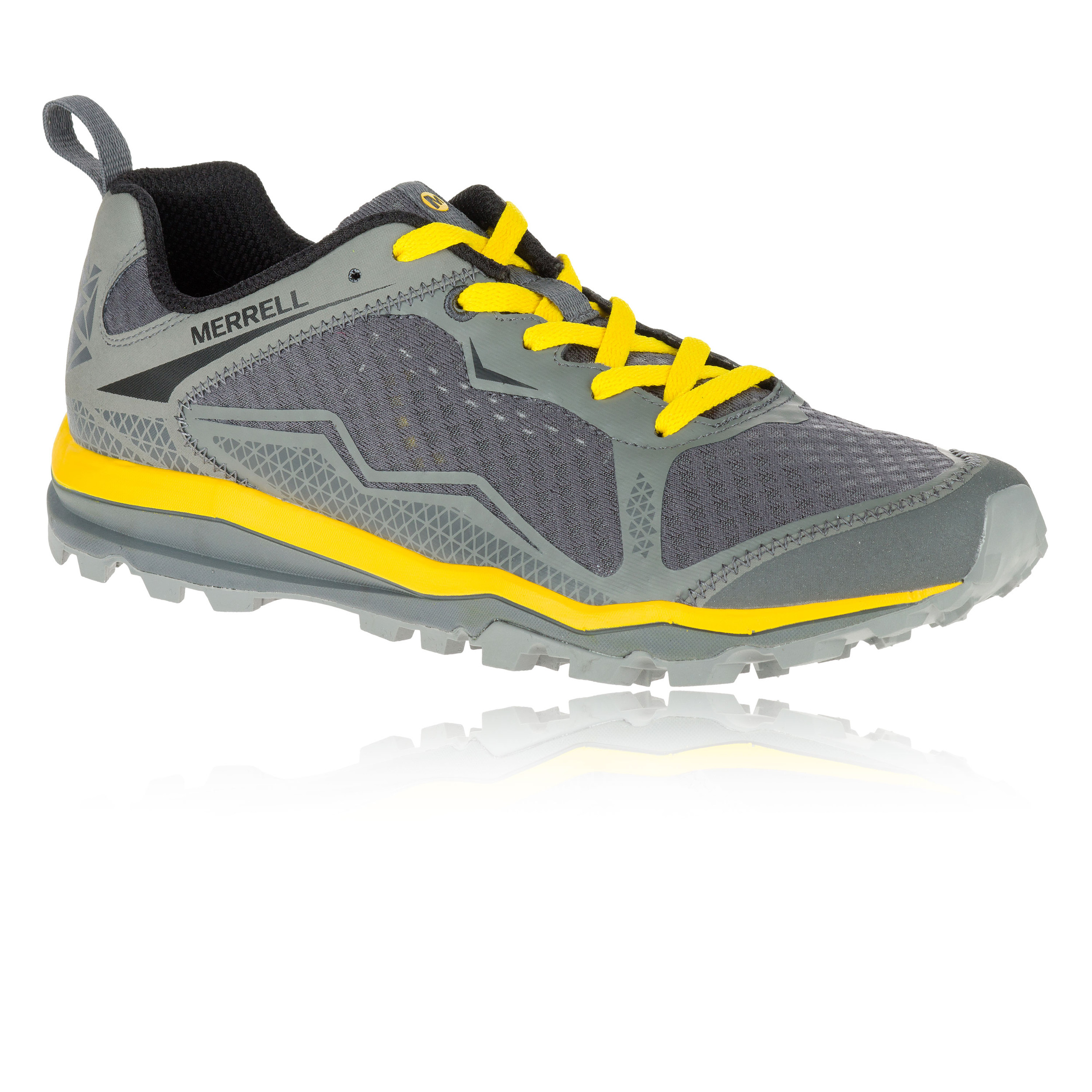 9b1e52ba55 Details about Merrell Mens All Out Crush Light Trail Running Shoes Sports  Trainers