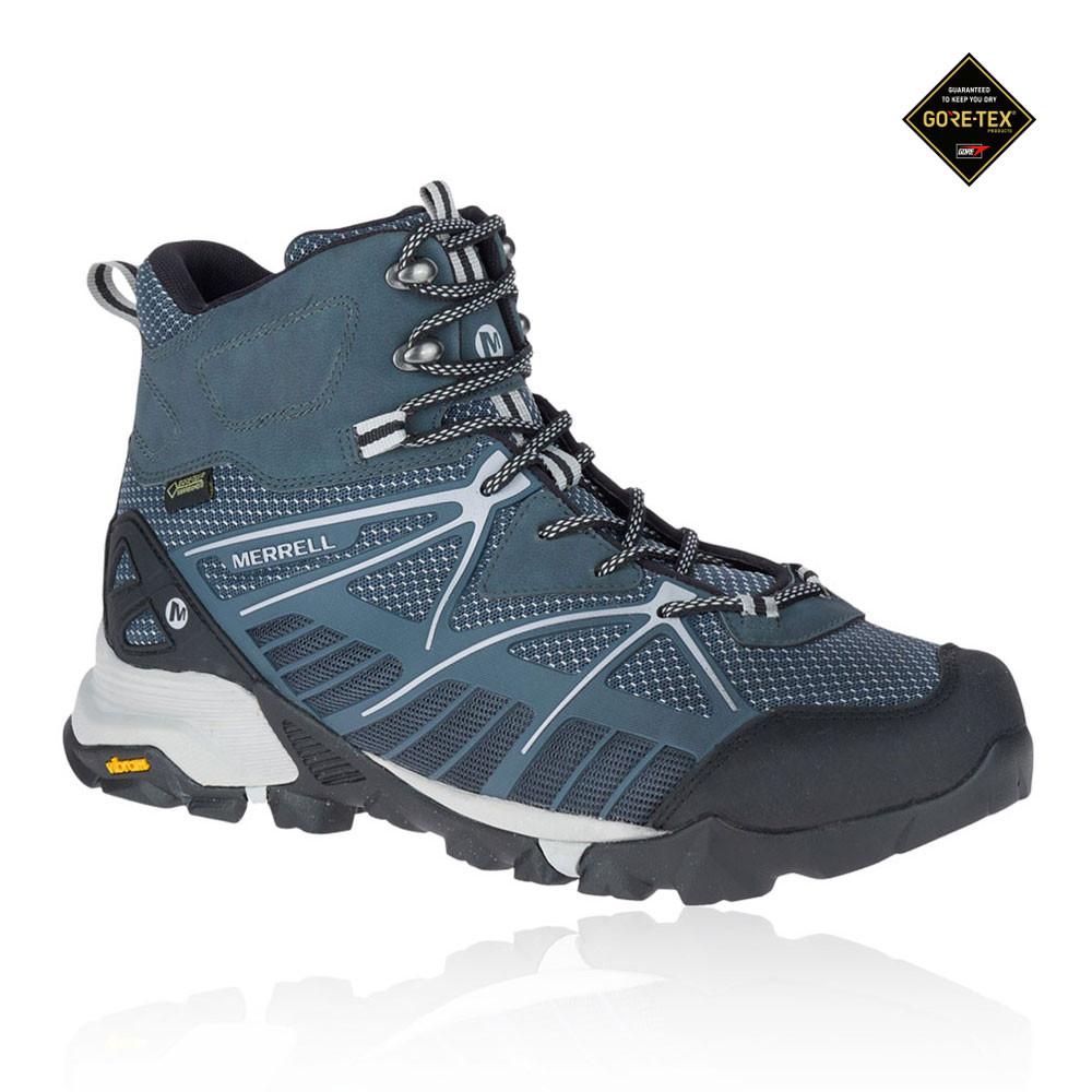 1045b8508dc Merrell Capra Venture Mid GORE-TEX Surround Women's Walking Boots - SS18