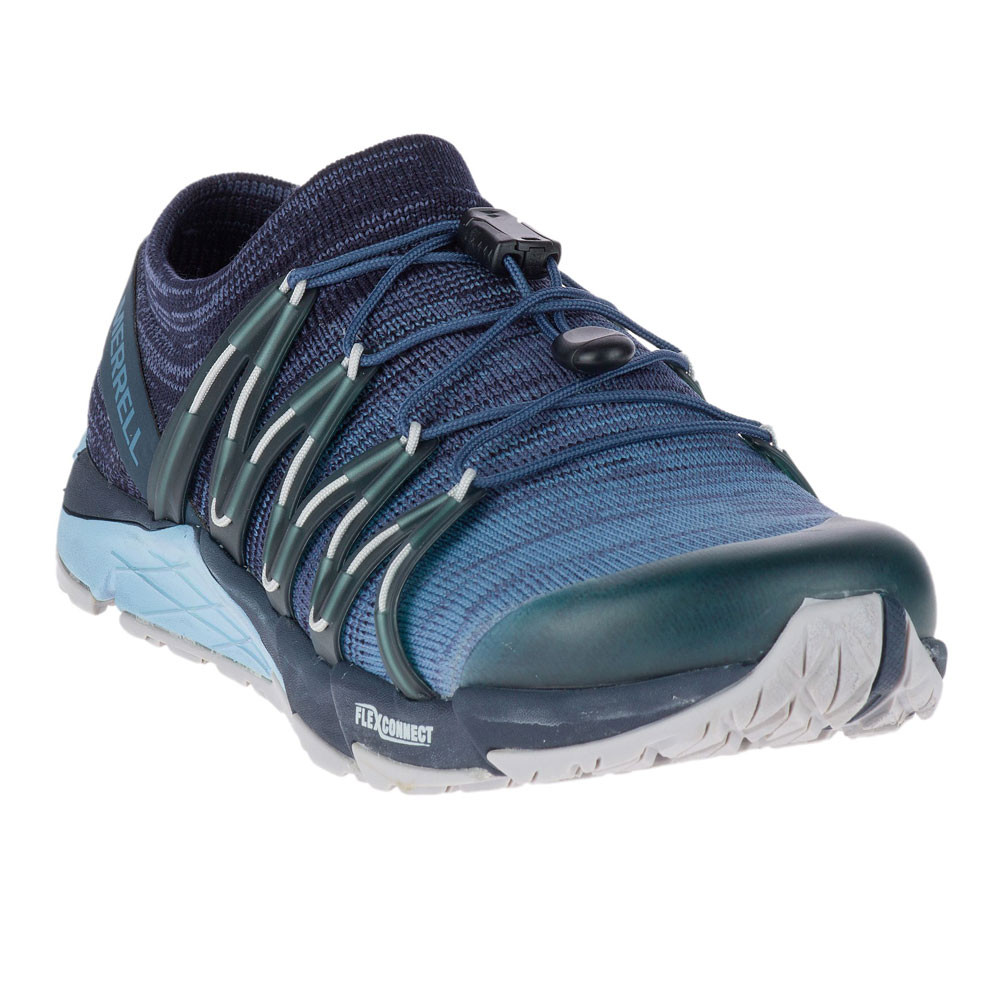 Flex Bare Laufschuhe Trail Damen Access Knit Merrell L35jAR4