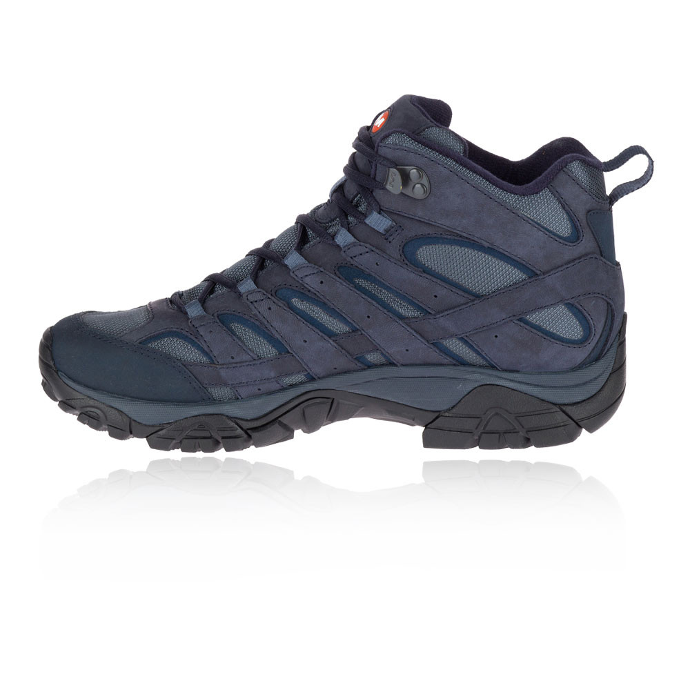 17a706cafa7 Merrell Moab 2 Smooth Mid GORE-TEX Walking Boots - AW18