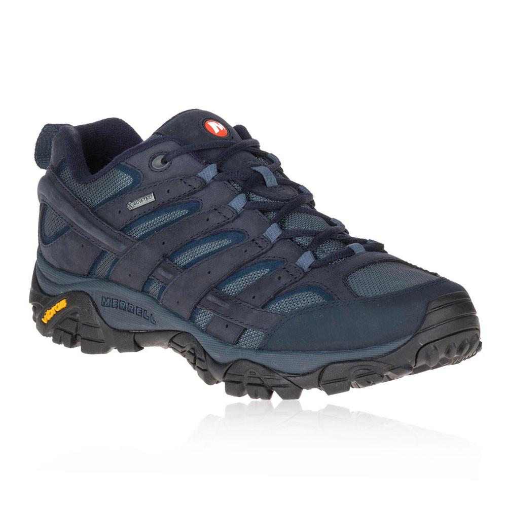 Zapatillas de Senderismo para Hombre Merrell Moab 2 Smooth GTX