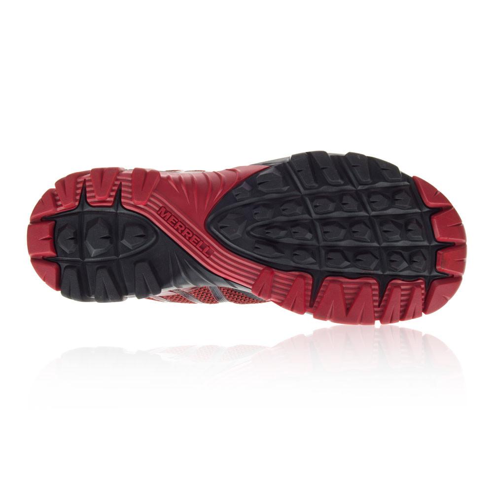 Merrell Da Uomo scarpe MQM Flex GORE-TEX TRAIL RUNNING scarpe Uomo da ginnastica Sport Rosso 9d2c7e