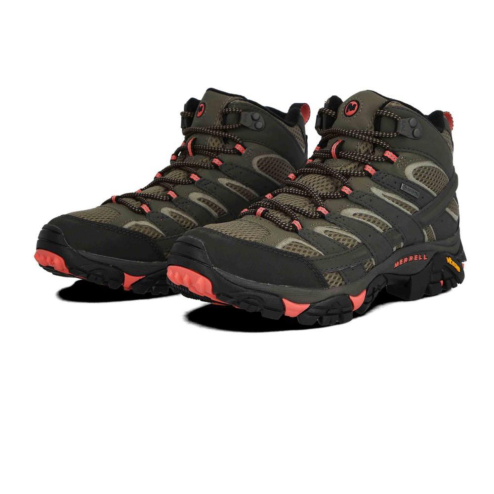 Merrell MOAB 2 Mid GORE-TEX femmes bottes de marche - AW20