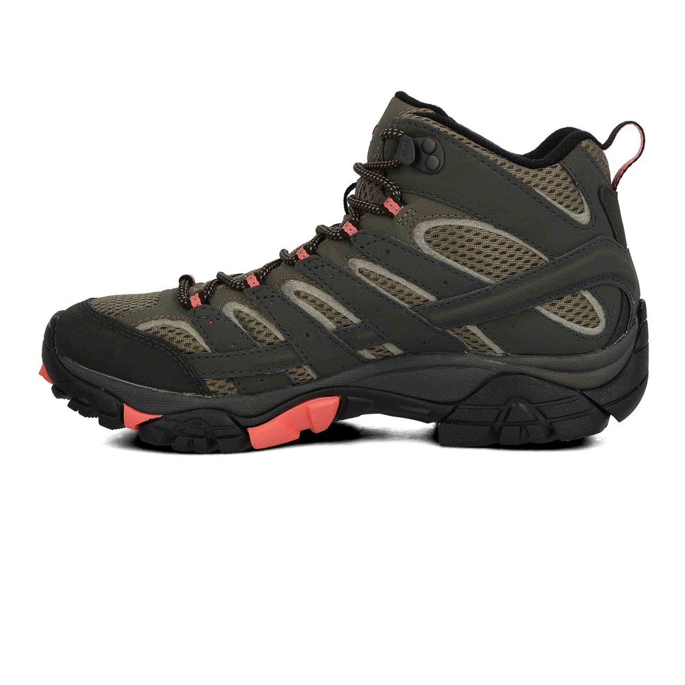 merrell moab 2 smooth hiking shoes uk