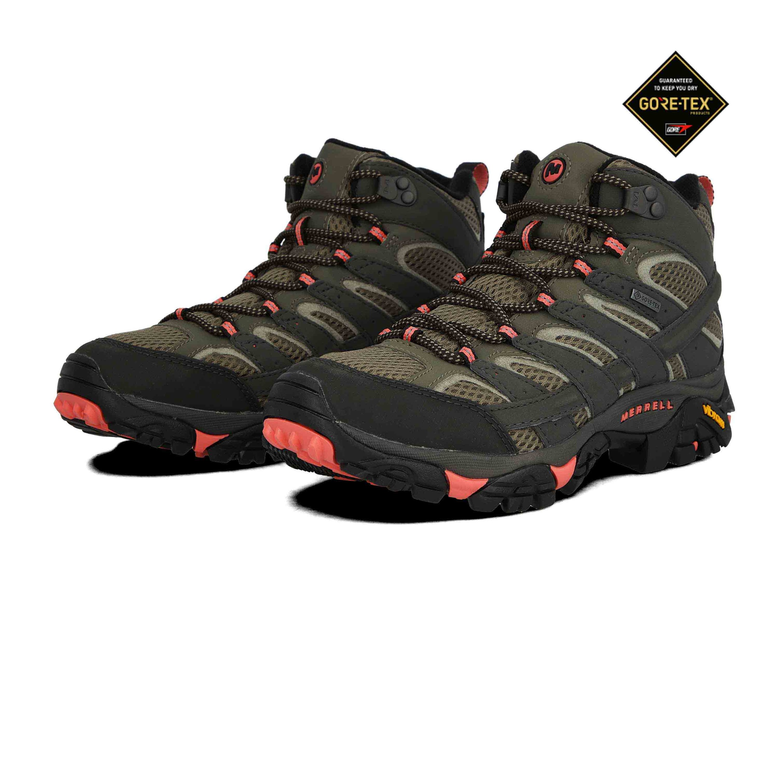 Merrell MOAB 2 Mid GORE-TEX Women's Walking Boots - AW20