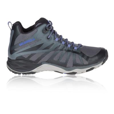 Merrell Siren Edge Q2 Mid Women's Waterproof Walking Boots - AW19