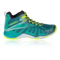 Merrell Siren Edge Q2 Mid Women's Waterproof Walking Shoes - AW18