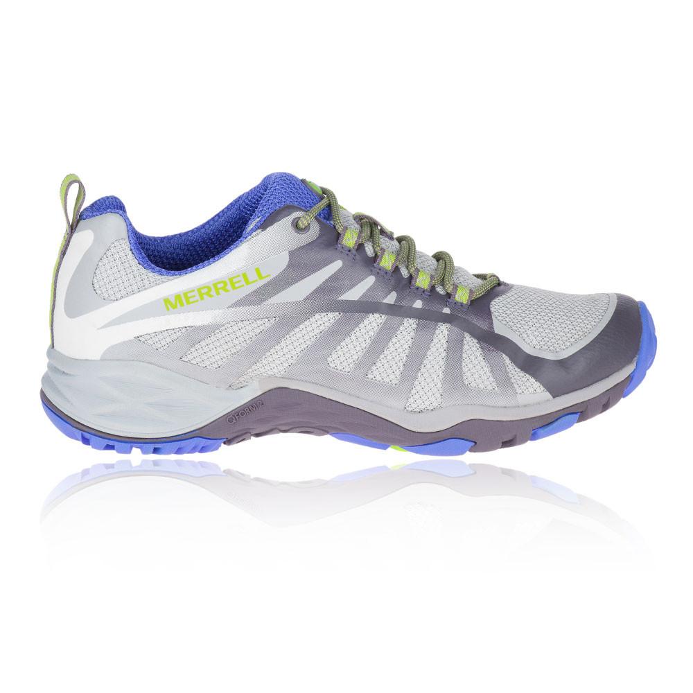 3ba9a37d Details about Merrell Womens Siren Edge Q2 Waterproof Walking Shoes Grey  Sports Outdoors