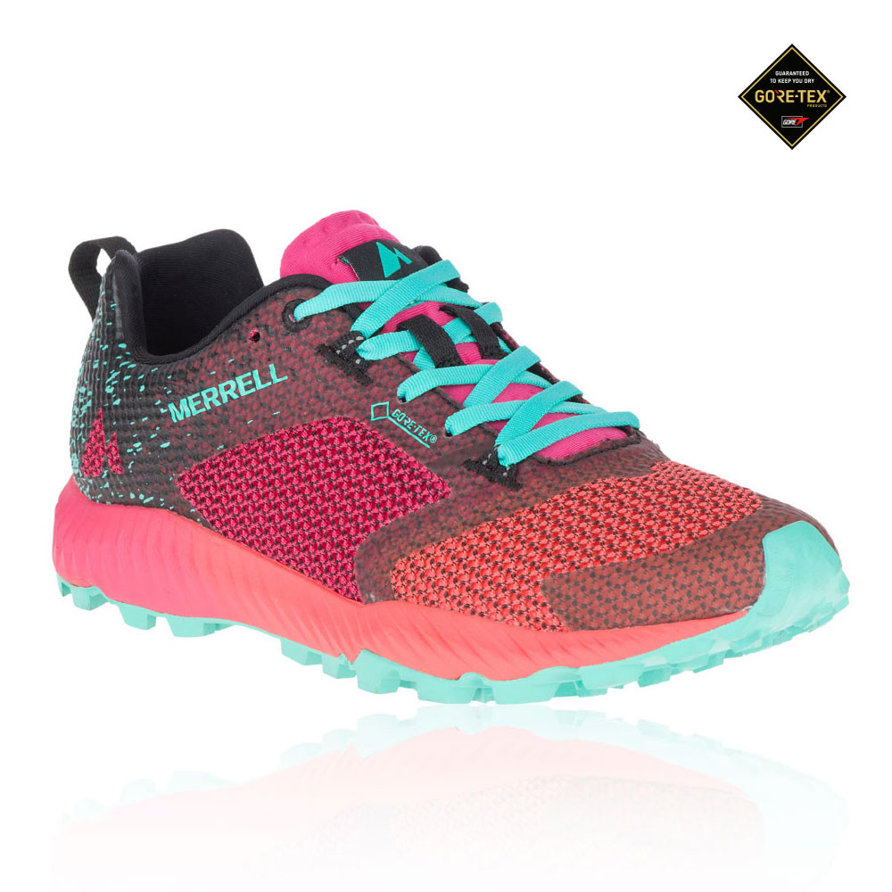 8f37889335e58c Details about Merrell Womens All Out Crush 2 GORE-TEX Trail Running Shoes  Trainers Sneakers