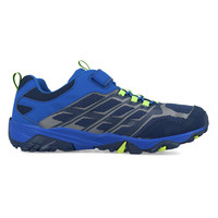 Merrell Moab FST Low A/C Waterproof Junior Walking Shoes - AW18
