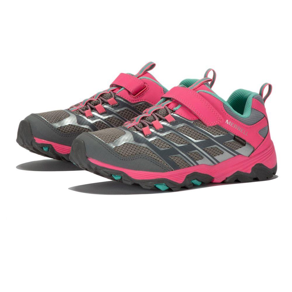9a5f2d755f6f Merrell Moab FST Low A C impermeable Junior zapatillas de trekking - AW18