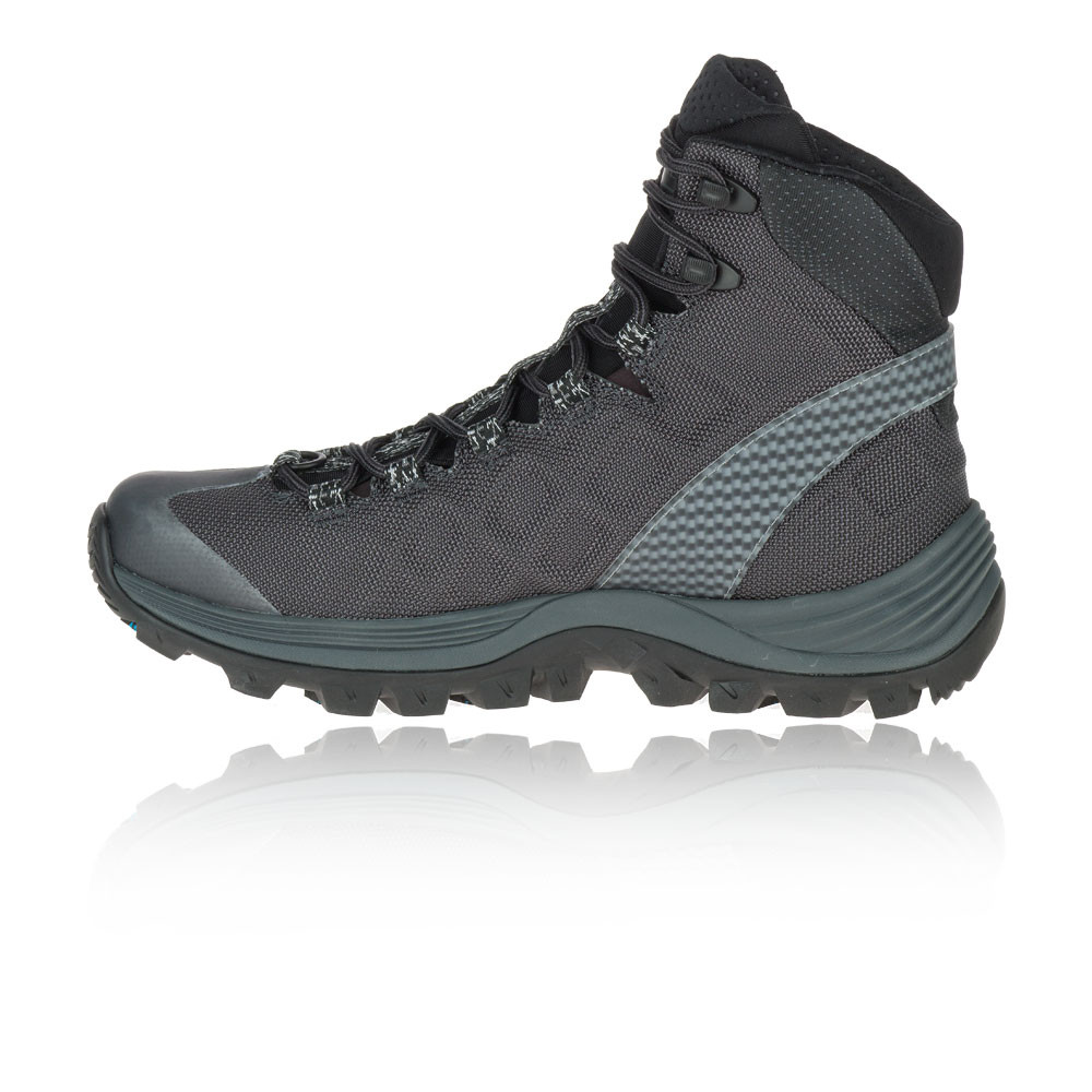 Gore-Tex Walking Boots Noir Sports Outdoors Merrell Femme Thermo Rogue 6 in environ 15.24 cm