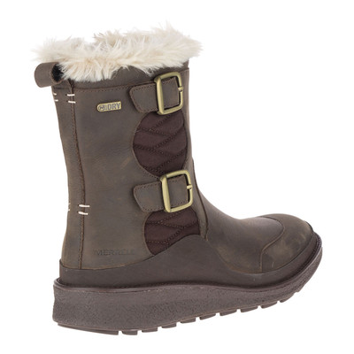 Merrell Tremblant Ezra Buckle Polar Waterproof Women's Walking Boots - AW19