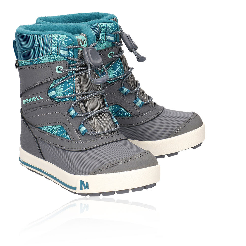 c76042d4ba Merrell Snow Bank 2.0 Waterproof Junior Walking Boots