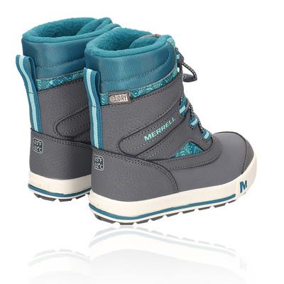 Merrell Snow Bank 2.0 Waterproof Junior Walking Boots