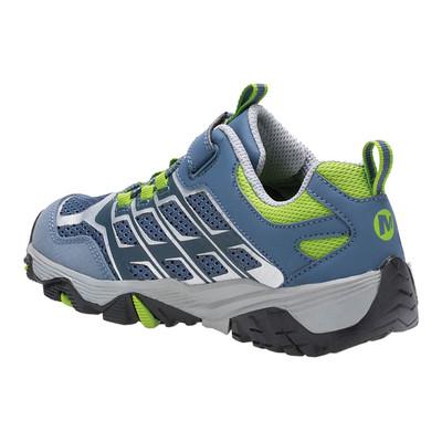Merrell MOAB FST Low Waterproof Junior Walking Shoes - AW20