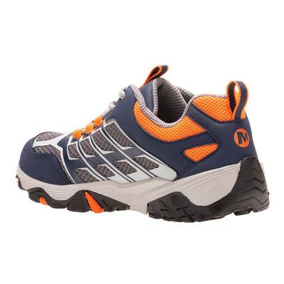 Merrell MOAB FST Low Waterproof Junior Walking Shoes - AW19
