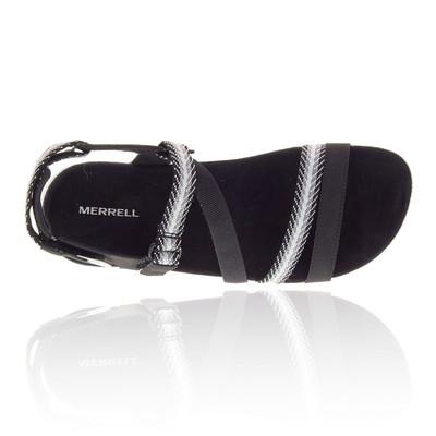 Merrell District Mendi Backstrap para mujer sandalias