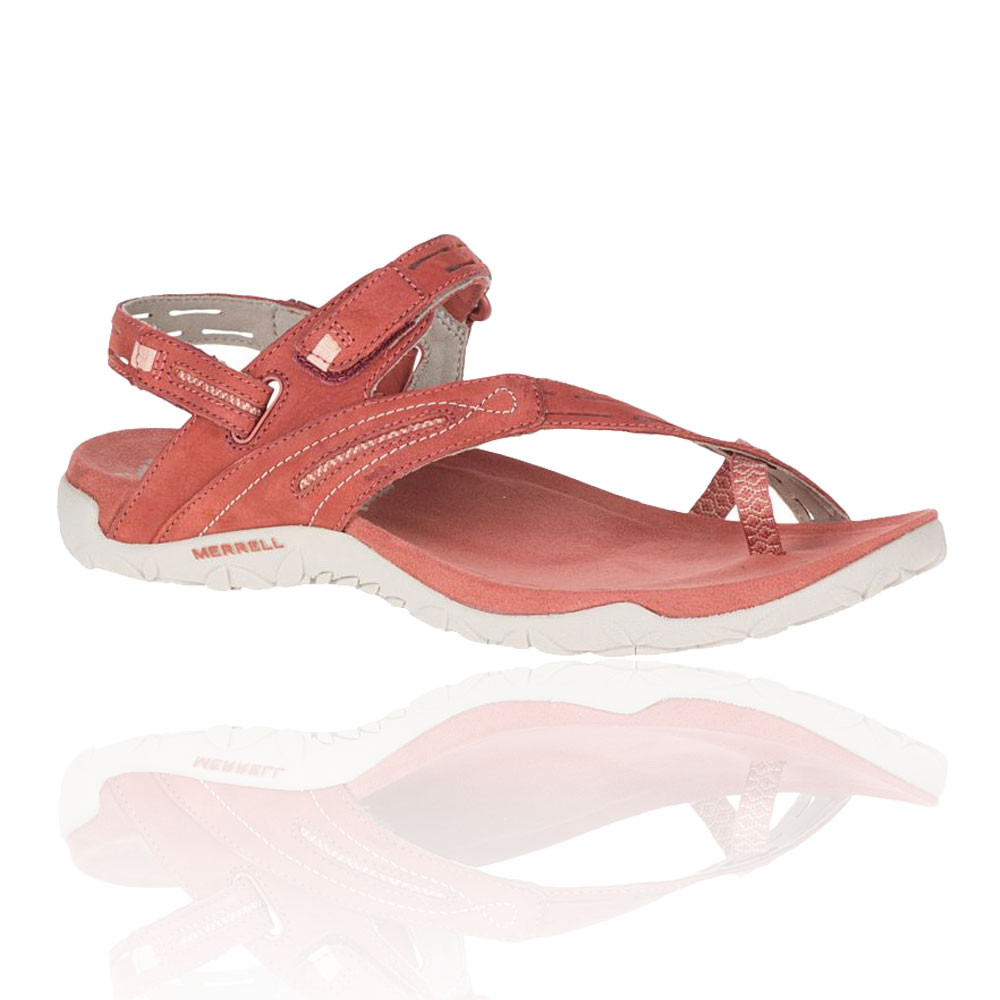 Détails sur Merrell Femmes Terran Convert Ii Chaussures De Sport Baskets Sandales Orange