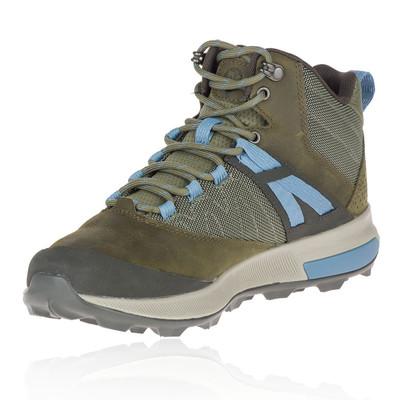 Merrell Zion Mid GORE-TEX Waterproof Women's Walking Boots - AW19