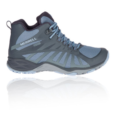 Merrell Siren Edge Q2 Mid Waterproof Women's Walking Boots - AW19