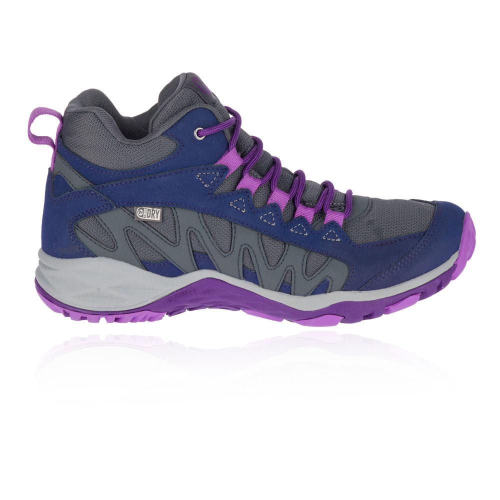 16448d9c68 Merrell Lulea Mid impermeable para mujer botas de trekking - AW19