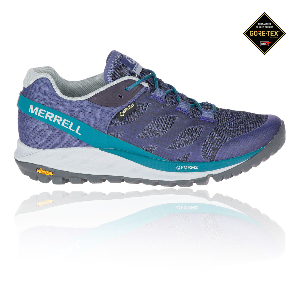 purchase cheap 28a5f e9e10 Merrell Antora GORE-TEX per donna trail scarpe da corsa - AW19