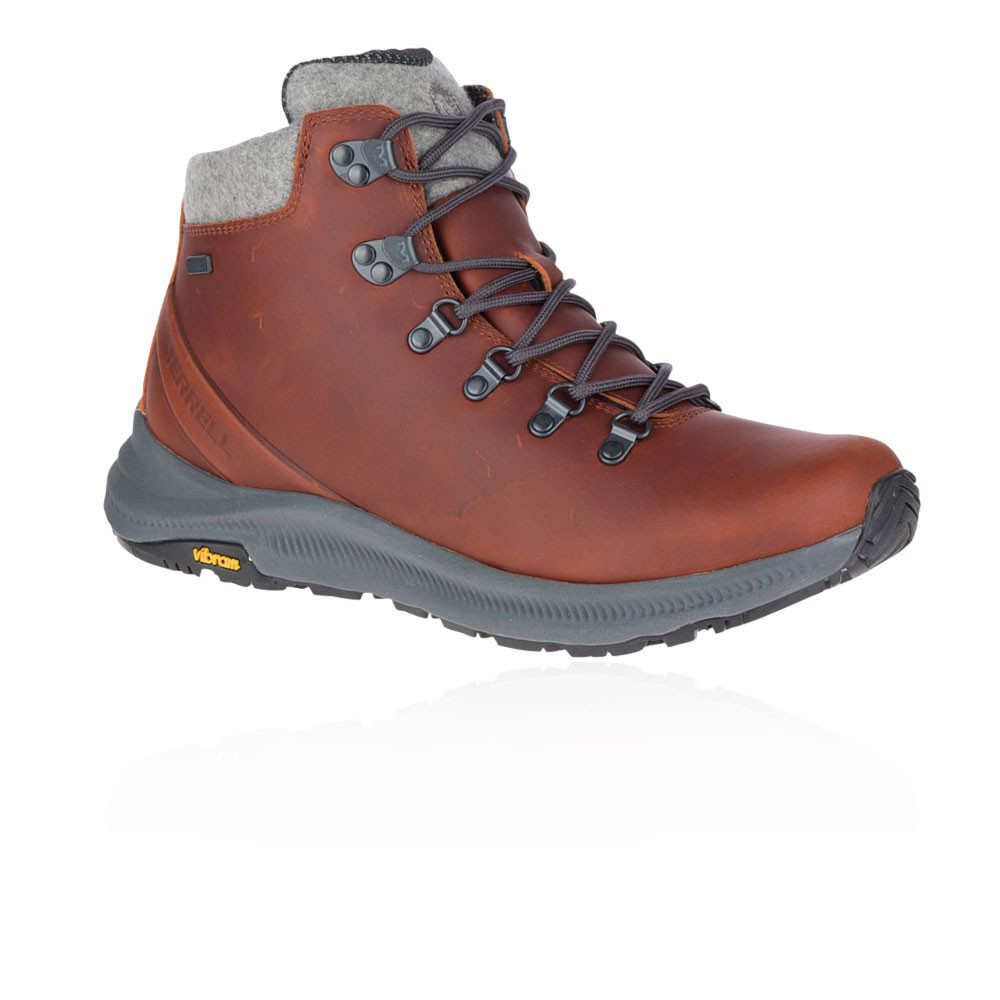 New Merrell Men's Ontario Mid Waterproof Walking Boots