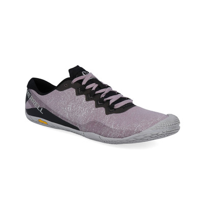 Merrell Womens Vapor Glove 3 Cotton Lace Up Trail Running Shoes