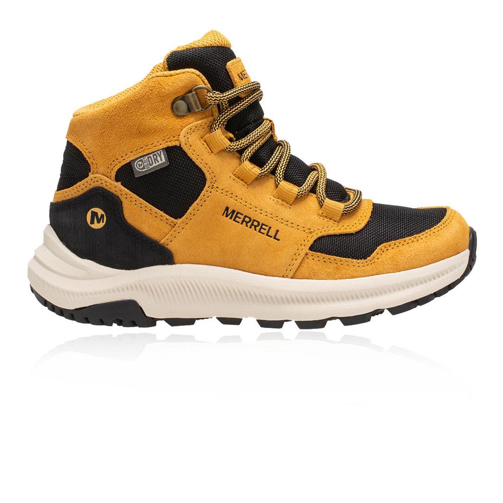 Merrell Ontario 85 Mid Waterproof Junior Walking Boots - AW19