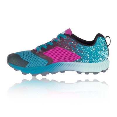 Merrell All Out Crush 2 GORE-TEX para mujer trail zapatillas de running