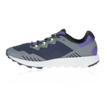 Merrell Fluxion GORE-TEX para mujer trail zapatillas de running