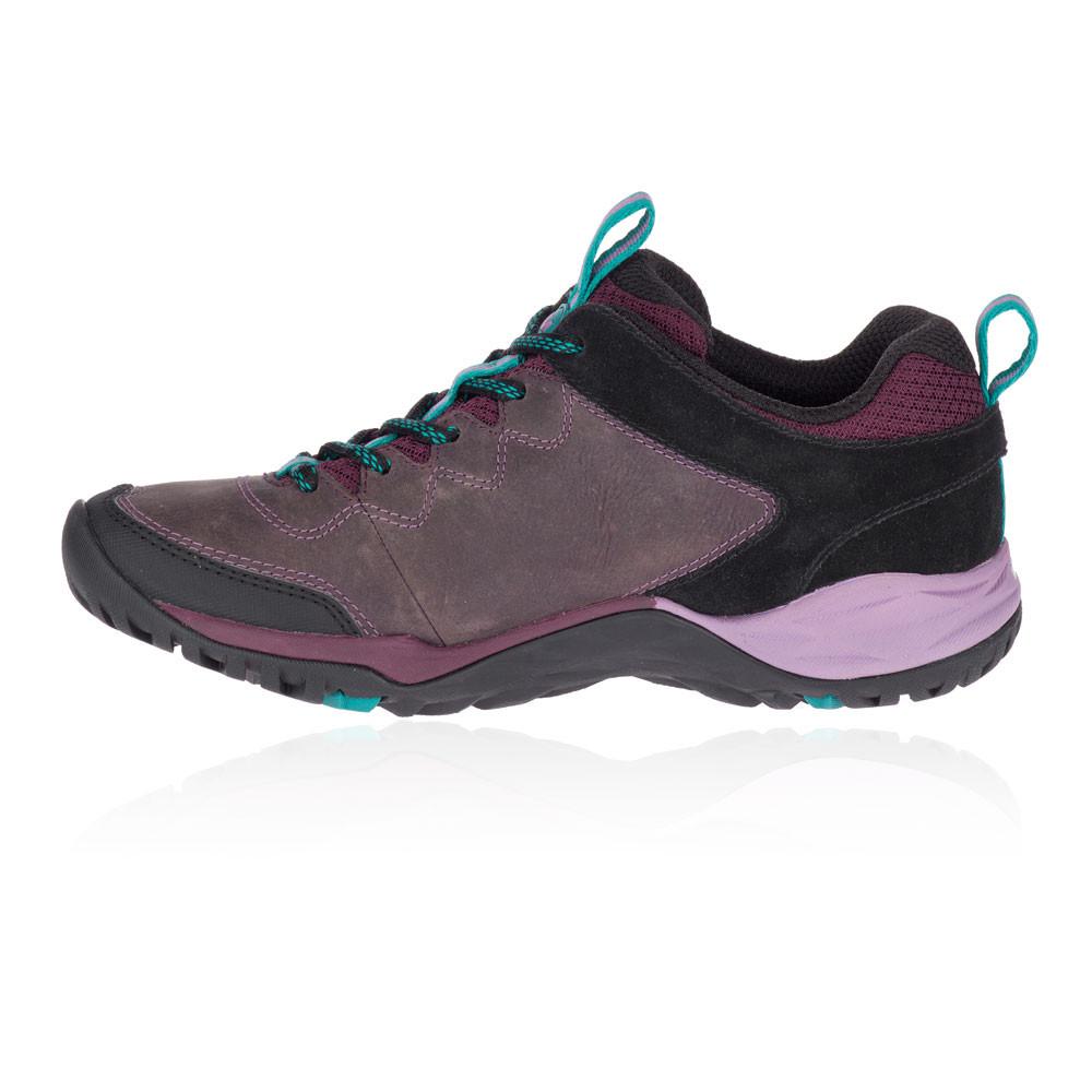 Merrell Siren Traveller Q2 per donna Leather scarpe da passeggio