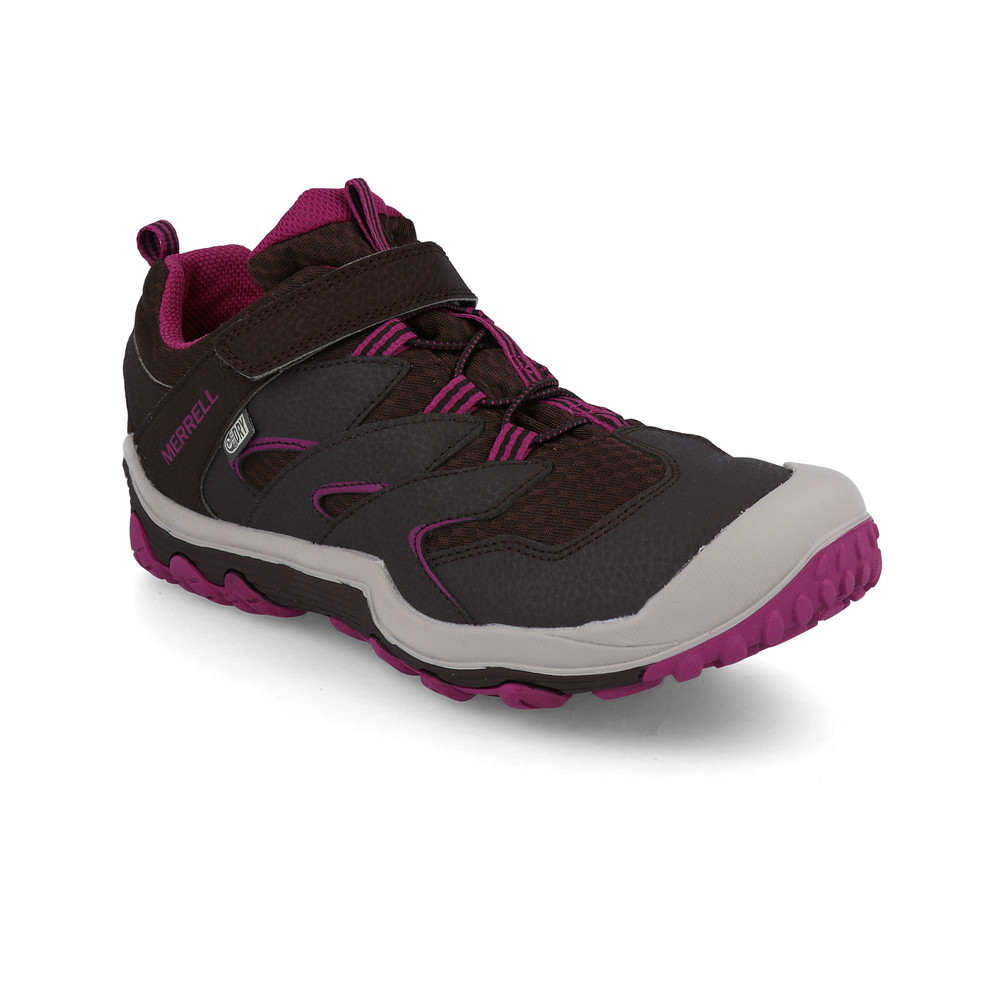 Merrell Chameleon 7 Low A/C impermeable Junior zapatillas