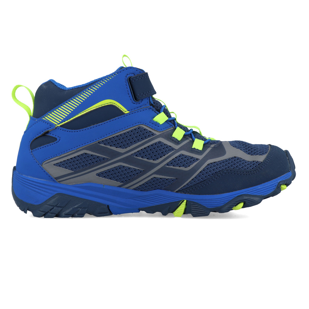 Merrell MOAB FST Mid impermeable Junior zapatillas de
