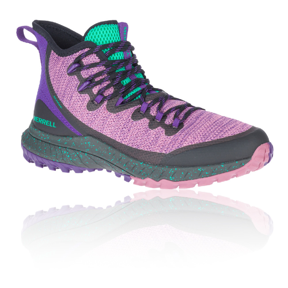 Merrell Bravada Mid Waterproof Women's Walking Boots - SS20