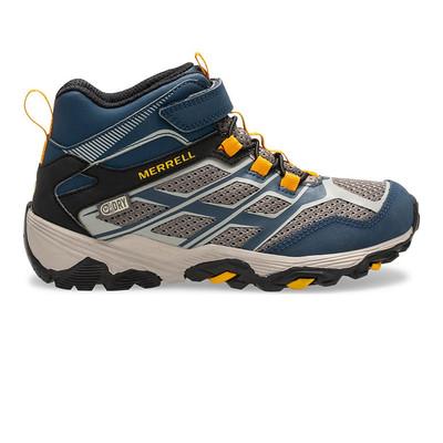 Merrell MOAB FST Mid A/C Waterproof Junior Walking Boots  - SS20