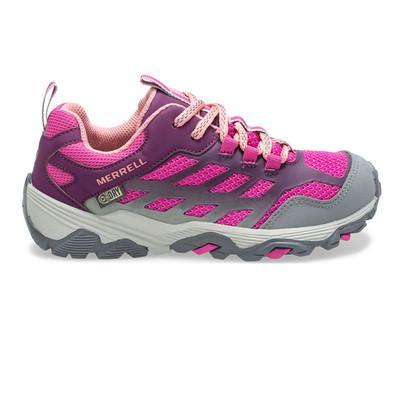 Merrell MOAB FST A/C Waterproof Junior Walking Shoes - AW20