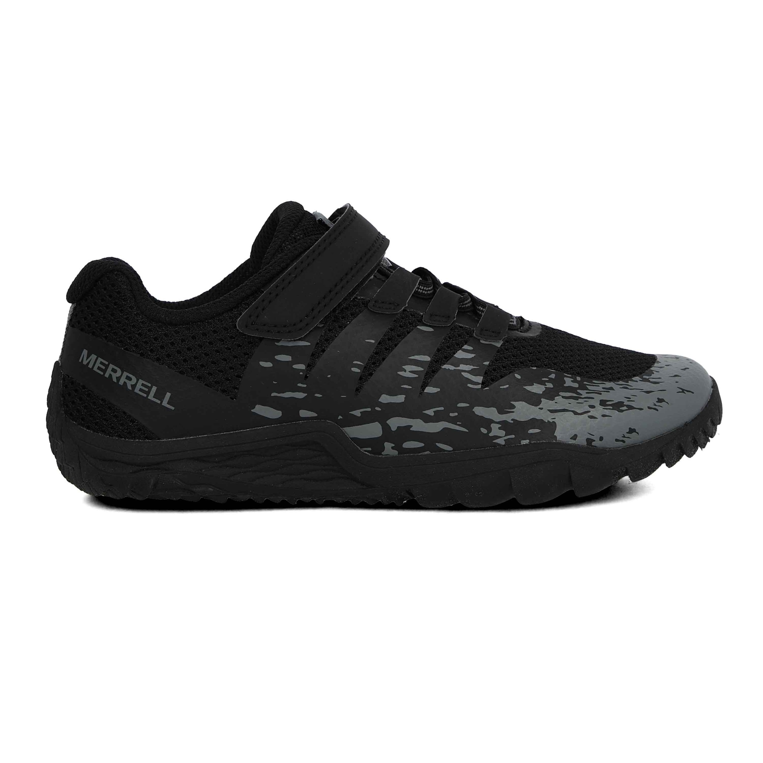 Black Sports Merrell Boys Trail Glove 5 A//C Running Shoes Trainers Sneakers