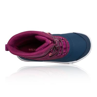 Merrell ML-SNOW BANK 2.0 Waterproof Junior Shoes - AW19