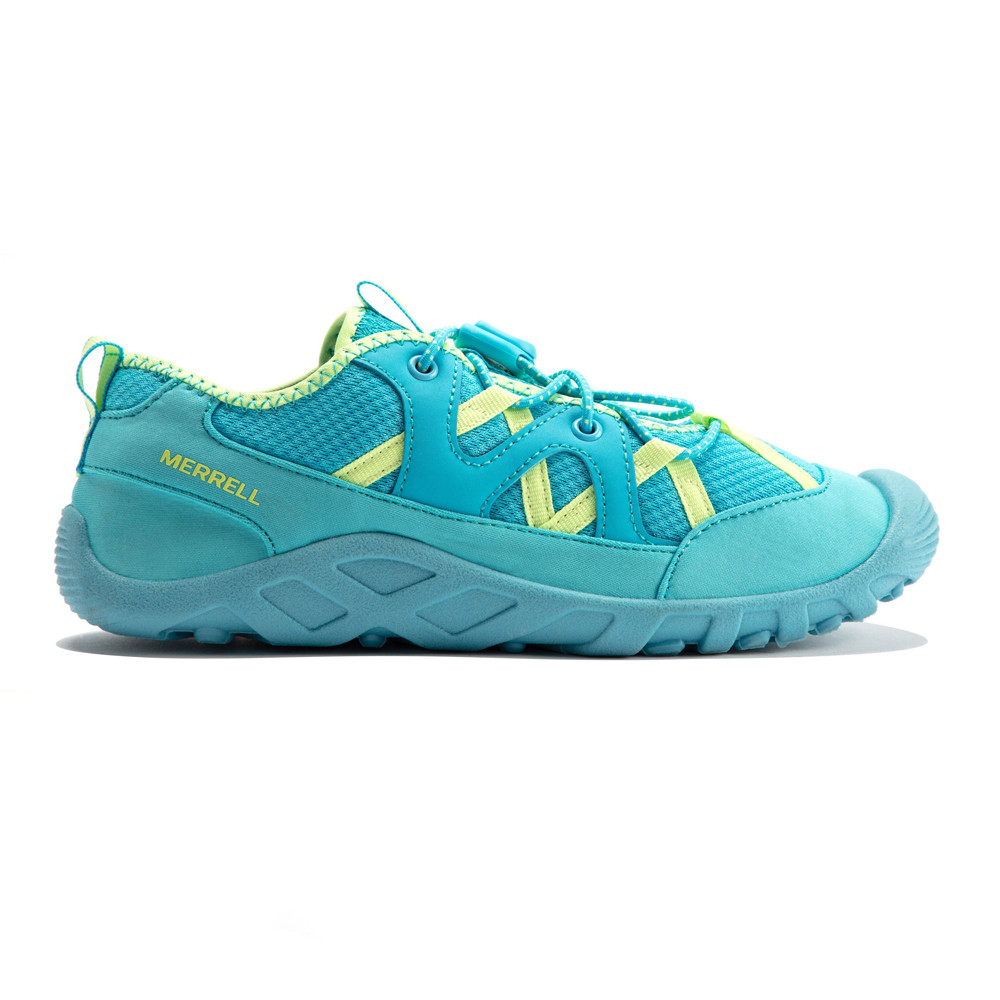 Details about  /Merrell Boys Hydro Cove Walking Shoes Blue Sports Outdoors Breathable