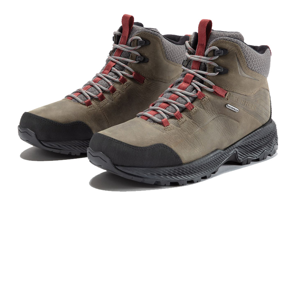 Merrell Forestbound Mid Waterproof Walking Boots - SS21