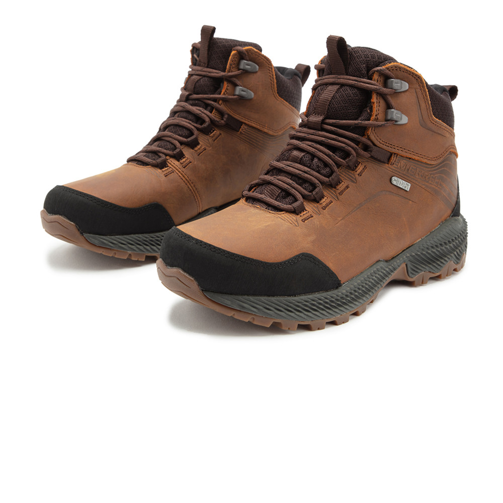Merrell Forestbound Mid Waterproof Walking Boots - AW20