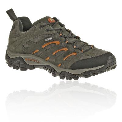 Merrell Moab Leather Zapatilla De Trekking Impermeable