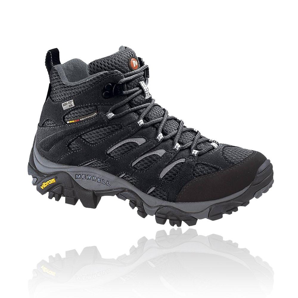 Merrell Moab Mid GORE-TEX stivali da passeggio impermeabili - SS17